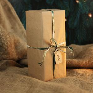 Pakowanie wysyłki na prezent