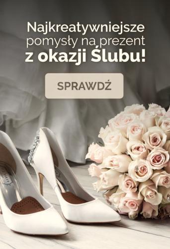 Ślub - Prezenty grawerowane