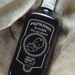 Zdjęcie produktu Junior - grawerowana whisky Ballantine's na pępkowe
