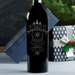 Zdjęcie produktu Bożonarodzeniowe wino czerwone