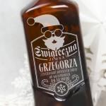 Zdjęcie produktu Świąteczna Zimna - grawerowana whisky Ballentine's