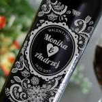 Zdjęcie produktu Sweet Love - grawerowane wino