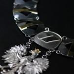 Zdjęcie produktu Łańcuch Prorektora - srebrny
