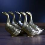 Zdjęcie produktu Gęś św. Marcina - statuetka odlewana