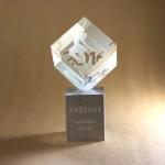 Zdjęcie produktu Statuetka kryształowa