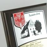 Zdjęcie produktu Dyplom Burmistrza - grawerowane podziękowanie