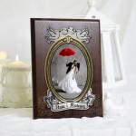 Zdjęcie produktu Dyplom ślubny - grawerowana fotopamiątka