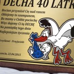 Zdjęcie produktu Decha 40-latka - dyplom urodzinowy