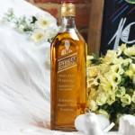 Zdjęcie produktu Świadek Zdarzenia - grawerowana whisky Johnnie Walker - podziękowanie dla świadka
