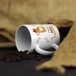Zdjęcie produktu Corgi - kubek z personalizacją