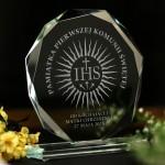 Zdjęcie produktu Candle - grawerowana pamiątka I Komunii Świętej z personalizacją