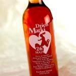 Zdjęcie produktu Heart - grawerowane wino z personalizacją na Dzień Matki