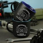 Zdjęcie produktu Kubek Mechanika - grawerowany kubek z personalizacją