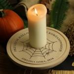 Zdjęcie produktu Spider - grawerowana deska do krojenia na Halloween
