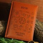 Zdjęcie produktu Świat Odkrywcy - personalizowany kalendarz 2019