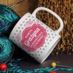 Zdjęcie produktu Kubek Perfekcyjnej Pani Domu - kubek z personalizacją dla babci