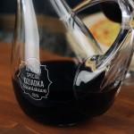 Zdjęcie produktu Autorski Specjał - grawerowana karafka do wina z personalizacją dla dziadka
