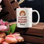 Zdjęcie produktu Herbata Ziołowa Mamy - kubek z personalizacją dla mamy