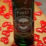 Zdjęcie produktu Be My Valentine - grawerowana whiskey Jameson na Walentynki