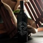 Zdjęcie produktu Najlepszej Świadkowej - grawerowane wino z personalizacją