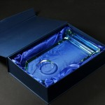 Zdjęcie produktu Mandala - grawerowana szklana statuetka z personalizacją na dowolnąokazję