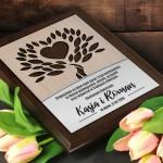 Zdjęcie produktu Personalizowany dyplom dla Rodziców w podziękowaniu od Pary Młodej