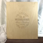 Zdjęcie produktu Zestaw Młodej Pary - personalizowany komplet z okazji Ślubu