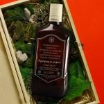 Zdjęcie produktu Życzenia Firmowe - whisky Ballantine's w zestawie z grawerowaną skrzynką