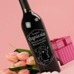 Zdjęcie produktu Parka - grawerowane wino z personalizacją dla ukochanej osoby