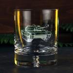 Zdjęcie produktu Tank - personalizowana karafka w zestawie z grawerowanymi 6 szklankami
