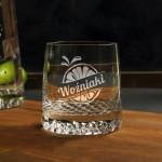 Zdjęcie produktu Lemoniada - grawerowany komplet do wody z personalizacją
