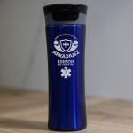 Zdjęcie produktu Bohater - grawerowany kubek termiczny z personalizacją dla medyka
