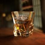Zdjęcie produktu Dobra Whisky - grawerowana szklanka z personalizacją