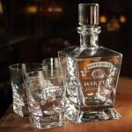 Zdjęcie produktu Rezerwa Rodzinna - grawerowana karafka w zestawie z 6 szklankami