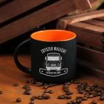 Zdjęcie produktu Kubek Kierowcy Ciężarówki - grawerowany kubek z personalizacją