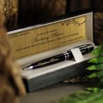 Zdjęcie produktu Grawerowany długopis Sheaffer w etui z personalizacją na dowolną okazję