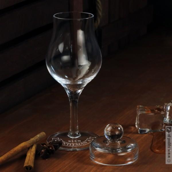 Klub Gentlemana - grawerowany kieliszek do degustacji whisky