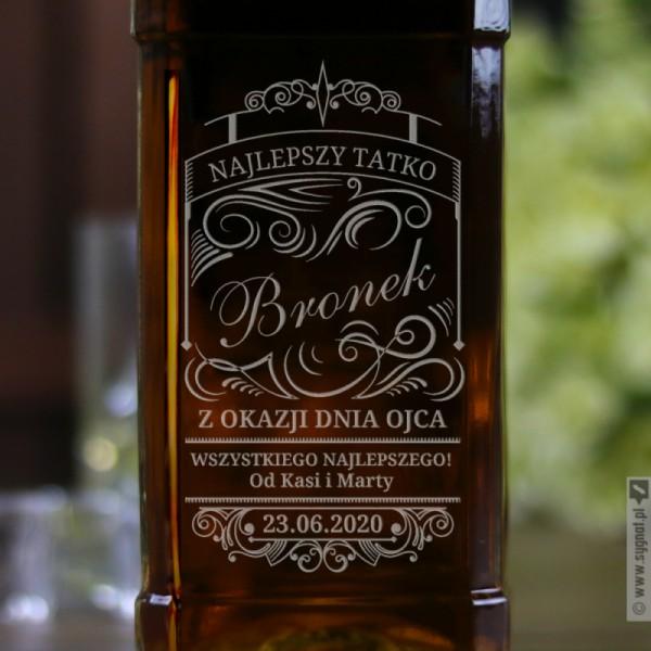 Uniwersalny Jack - grawerowana whiskey personalizowana