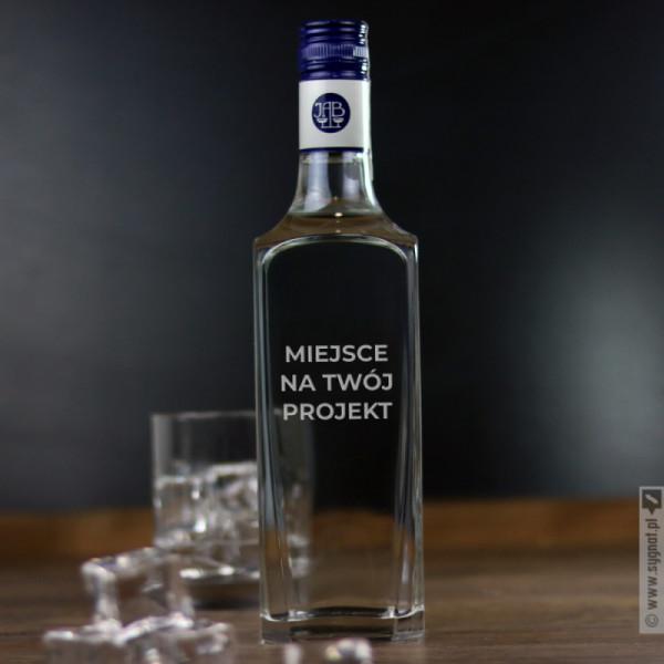 Wódka J.A. Baczewski z własną personalizacją