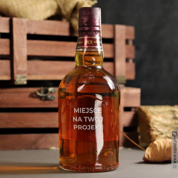 Whisky Chivas Regal 12 YO z własną personalizacją