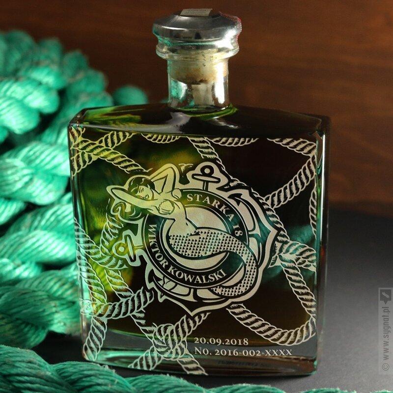 Zdjęcie produktu Morska Okowita - limitowana Starka z personalizacją na dowolną okazję