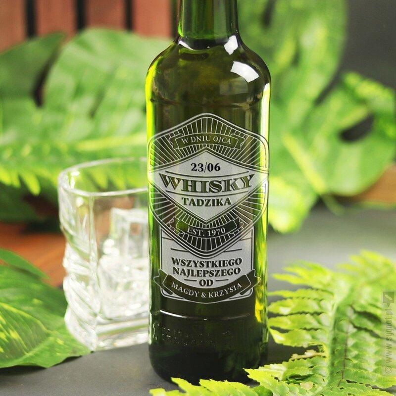Zdjęcie produktu Grawerowana whiskey Jameson / Coal Ila z personalizacją