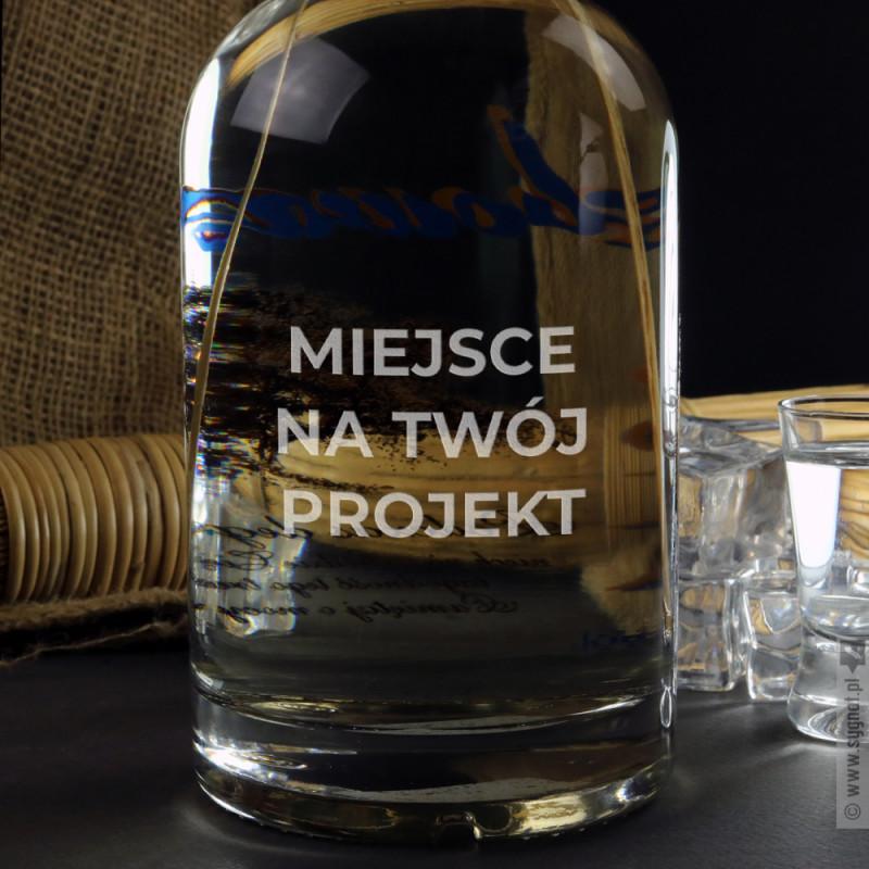 Zdjęcie produktu Wódka Dębowa Polska z własną personalizacją