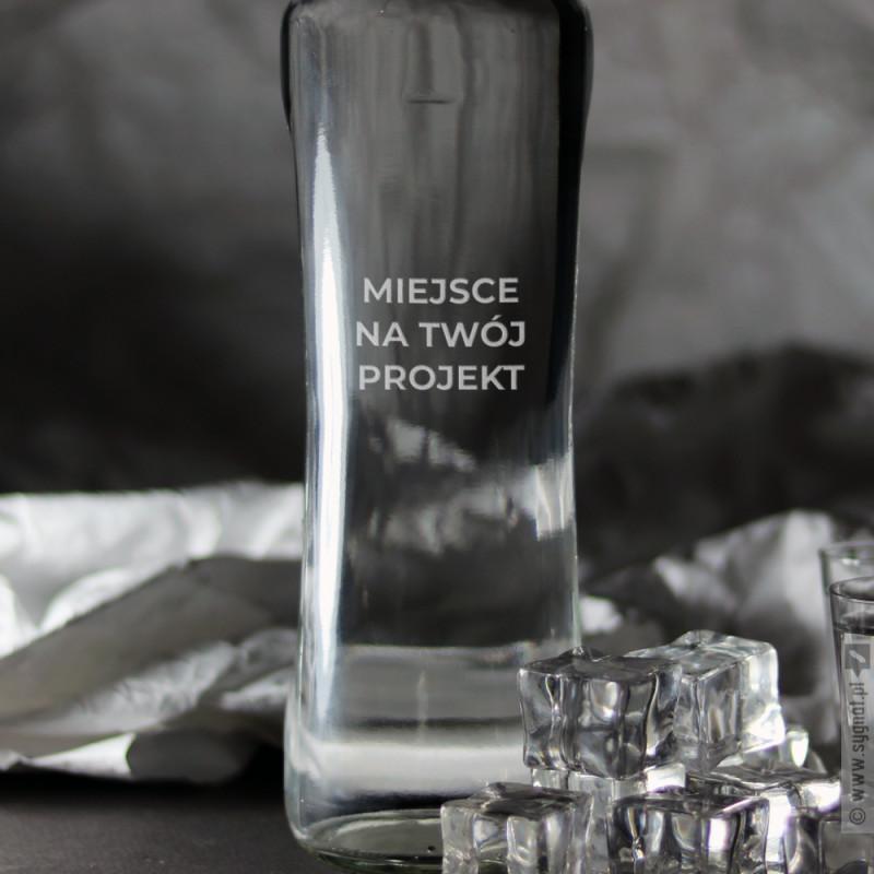 Zdjęcie produktu Wódka Żołądkowa de Luxe z własną personalizacją