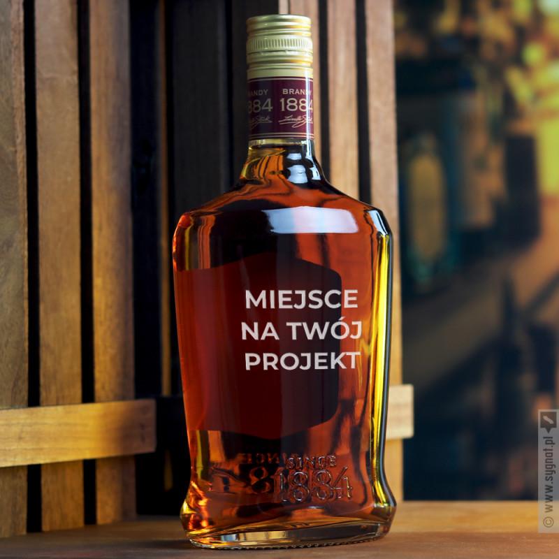 Zdjęcie produktu Brandy Stock 84 z własną personalizacją