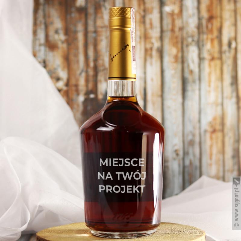 Zdjęcie produktu Koniak Hennessy z własną personalizacją