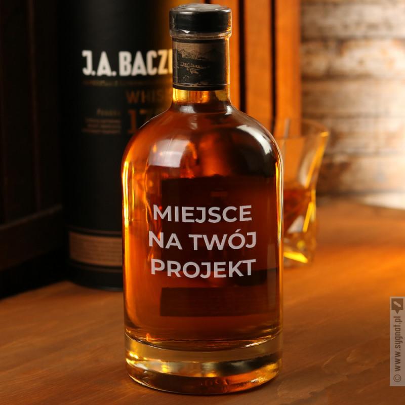 Zdjęcie produktu J.A. Baczewski Whisky z własną personalizacją