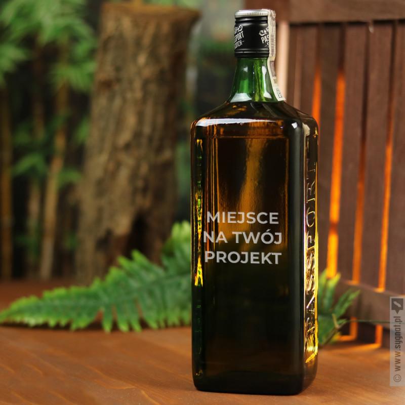 Zdjęcie produktu Szkocka whisky Passport z własną personalizacją
