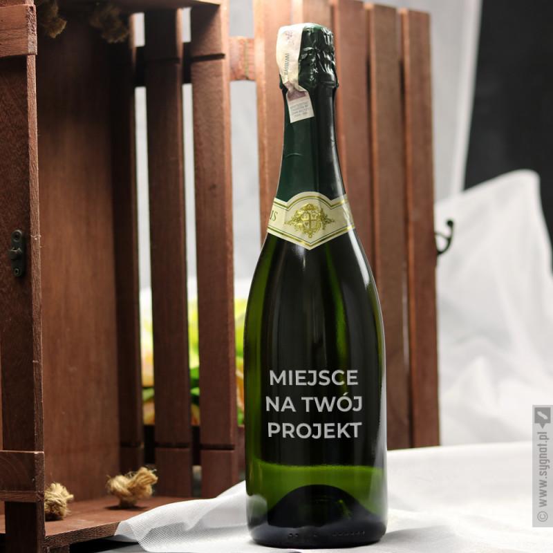 Zdjęcie produktu Wino musujące Nitus z własną personalizacją