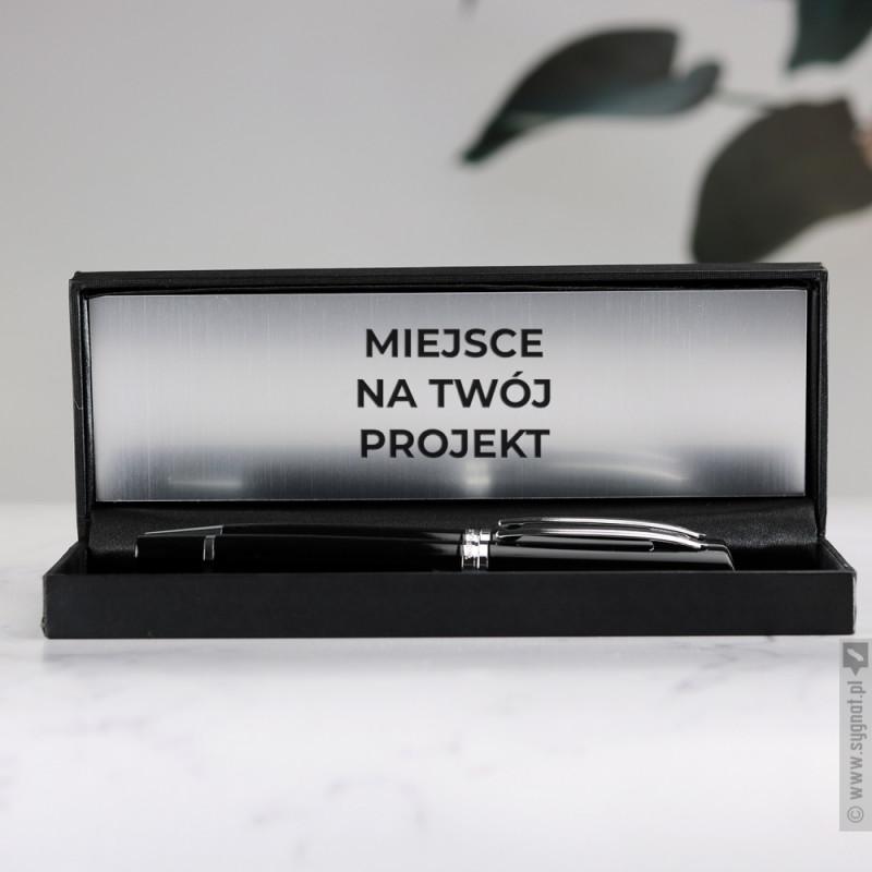 Zdjęcie produktu Zestaw piśmienniczy z własną personalizacją